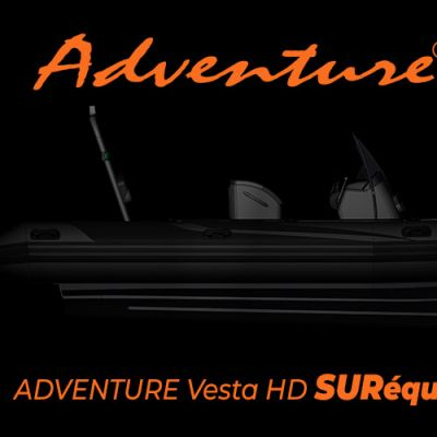Adventure Vesta HD Limited Edition en exclusivité au Comptoir de Loctudy !