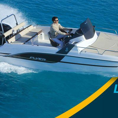 Financez votre bateau neuf avec la LOA Marine ou le package Locassurance