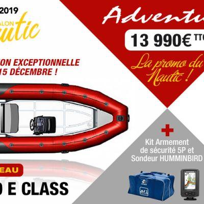 Super promo sur le nouvel ADVENTURE Vesta 500 E-CLASS  !