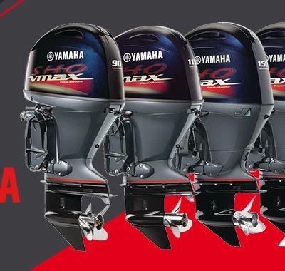 La gamme de moteurs Yamaha V Max débarque au Comptoir de Loctudy