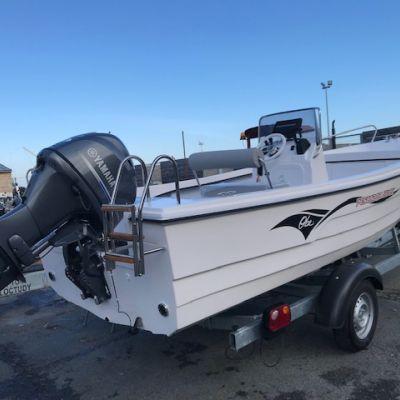 Obe Pescador 550 CC : la référence de la pêche
