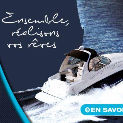 Locassurance : financez et assurez votre bateau en même temps !