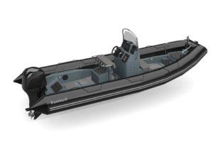 Bateau semi-rigide Bombard Explorer 700