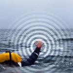 Homme à la mer coupe circuit moteur