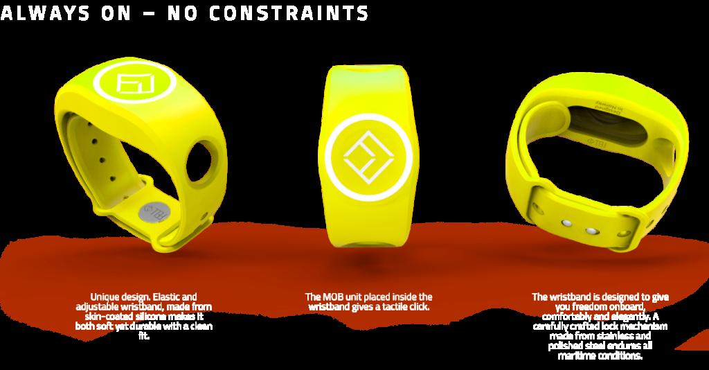 Type de bracelet coupe circuit moteur
