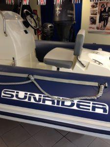 sunrider 550 bleu