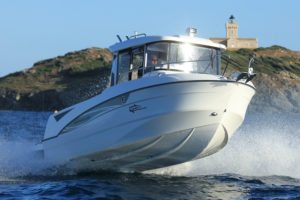 Barracuda - beneteau Finistere