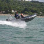 bateau semi-rigide adventure