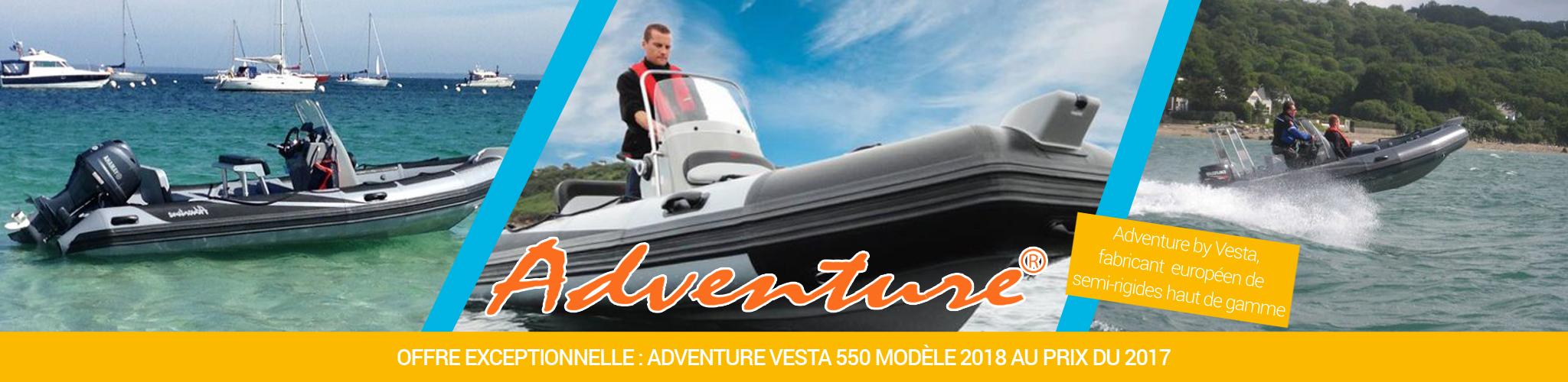 Adventure 550 vesta