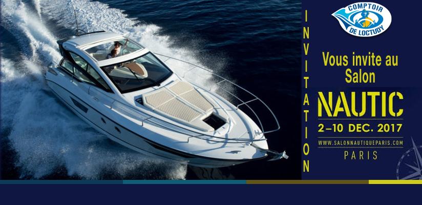 Invitation Nautic
