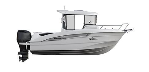 Antares 7 et barracuda 6 beneteau 2018 disponibles au - Comptoir de la mer loctudy ...