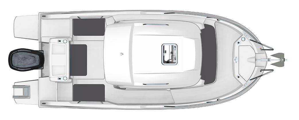 Barracuda 6 offre beneteau