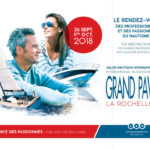 Salon grand Pavois 2018 - invitation