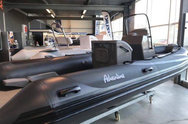 Adventure vesta 585 comfort avec 70 cv comptoir de loctudy - Comptoir de la mer loctudy ...