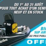 Paddle Bic Sport offert au Comptoir de Loctudy !