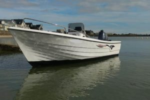 Obe Pescador 550 CC bateau rigide