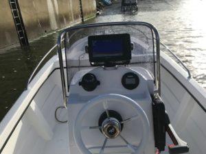 Console centrale Pescador 485 CC